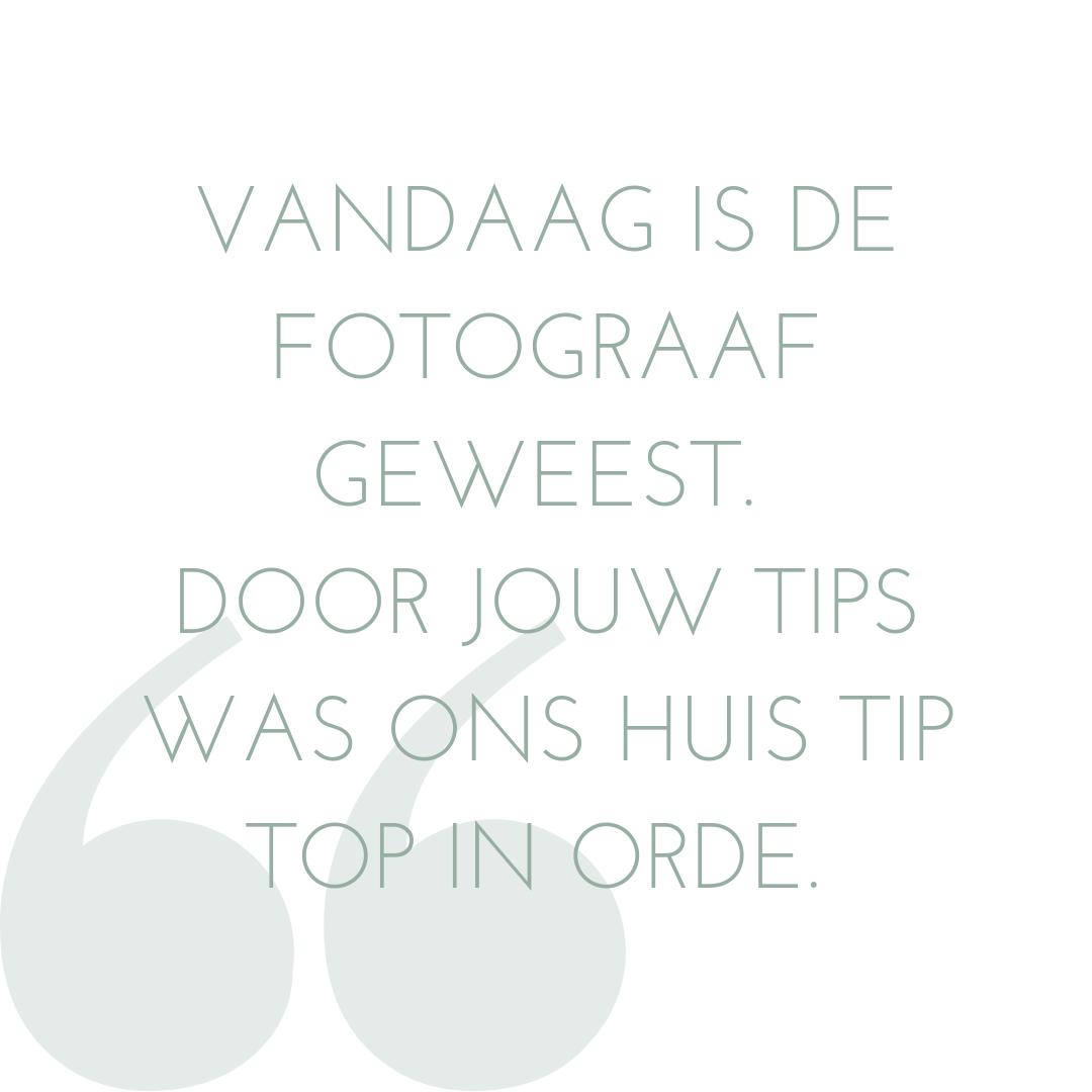 verkoopstylingadvies Haarlem